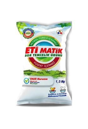Eti Matik Bor 1,5 Kg Toz Deterjan
