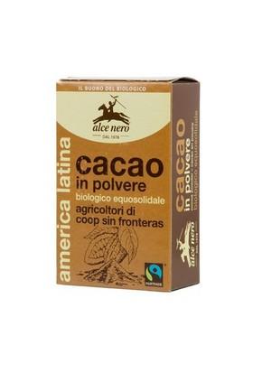 Alce Nero Alce Nero Organik Kakao Tozu, 75 Gr