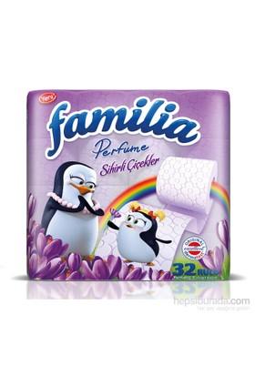 Familia Parfümlü Tuvalet Kağıdı 32'li Sihirli Çiçekler