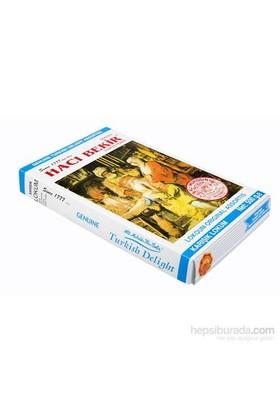 Karışık Lokum Kitap Kutu 500Gr