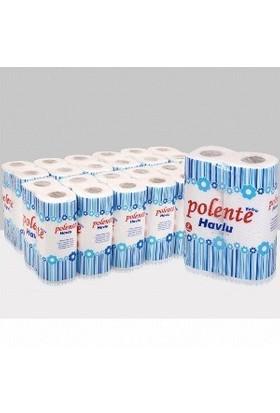 Polente Extra Rulo Havlu 2 Li *12