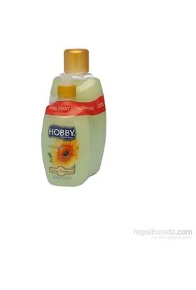Hobby Sıvı El Sabunu Gliserinli Bahar Tazeliği 750+400 ml