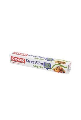 Cook Streç Film 10 Mt