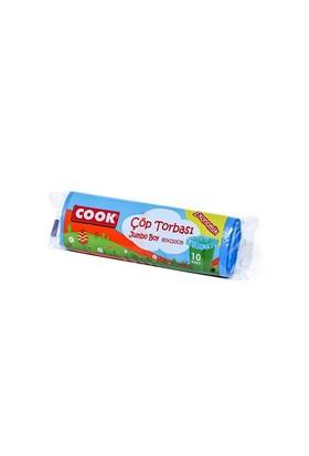 Cook Jumbo Çöp Torbası 80X110 Cm