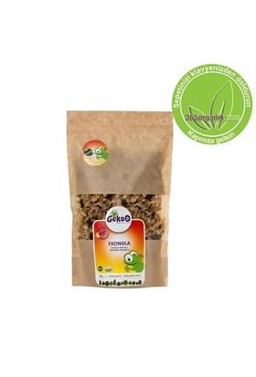 Gekoo Organik Ekonola Fındıklı Meyveli Granola 375 Gr