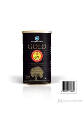 Marmarabirlik (XL) 201-230 Gold Doğal Az Tuzlu Salamura Sulu Zeytin 800 gr Teneke