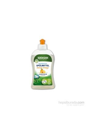 Sodasan Organik Elde Bulaşık Deterjanı Portakal Balsam 500 Ml