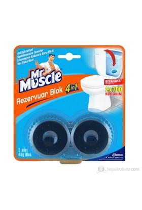 Mr Muscle Rezervuar Blok Tuvalet Temizleyici