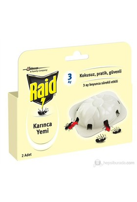Raid Karınca Yemi 2 Adet