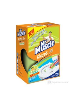 Mr Muscle Klozet Jel Citrus Tuvalet Temizleyici