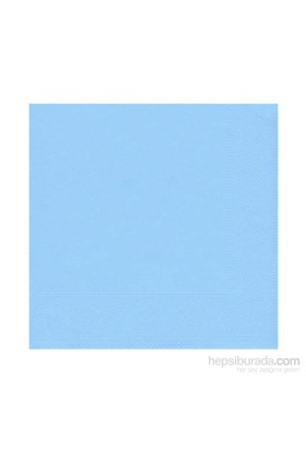 KullanAtMarket Mavi Kağıt Peçete 50 Adet