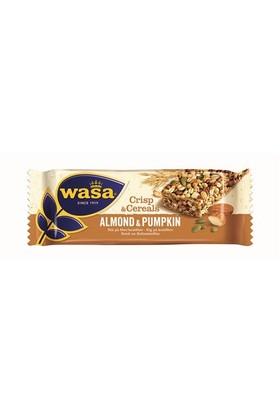 Wasa Tahıllı Çıtır Bar Bademli&Balkabaklı 35 gr