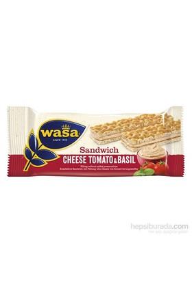 Wasa Tomato Basil / Domates Ve Fesleğenli Krem Peynirli Sandviç