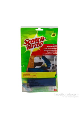 Scotch Brite Hassas Eldiven No: 7