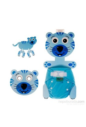 Babyneo Bebek Bezi Sizdirmaz Mavi 2 Numara