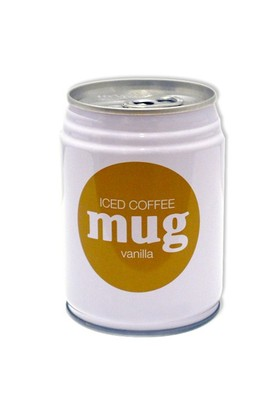 Mug Iced Coffee Vanilya 240 ml