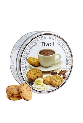 Tivoli Sütlü&Bitter Çikolatalı Bisküvi 150 gr kk