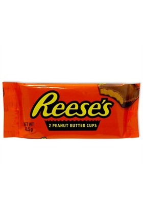 Reese'S 2'li Yerfıstıklı Tereyağlı Bisküvi kk