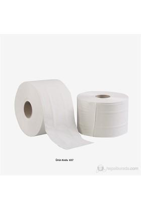 Tottolet Pratik İçten Çekmeli Tuvalet Kağıdı 6 Rulo