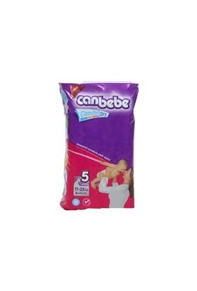 Canbebe Bebek Bezi Comfort Dry 5 Beden 8 Adet