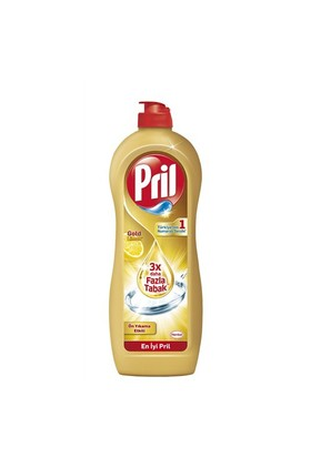 Pril Power Gold Limon 750 ml