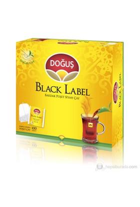 Doğuş Black Label 100 'lü Bardak Poşet Çay