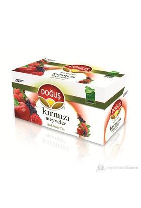 Doğuş Meyve Çayı Kırmızı Meyveler 20'li