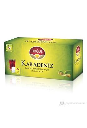 Karadeniz Süzen Poşet Çay (Bergamot Aromalı) 25 'li kk