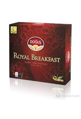 Doğuş Royal Breakfast Bardak Poşet Çay 100 'lü x 1,5 gr