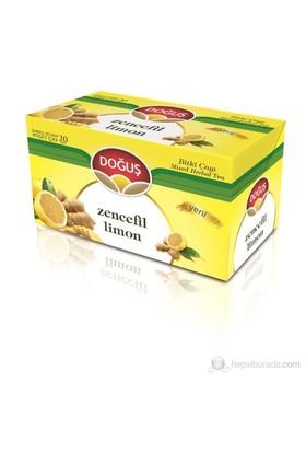 Doğuş Zencefil Limon Bitki Çayı 20*2 gr kk