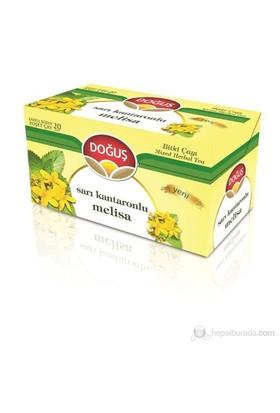Doğuş Bitki Çayı Sarı Kantaronlu Melisa 20'li