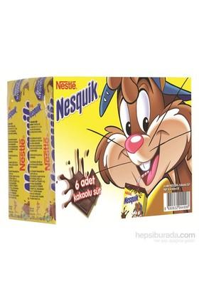 Nesquik Kakaolu Süt 6'lı Paket