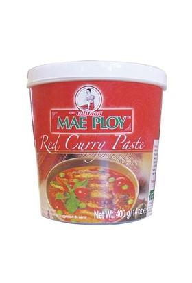Thai World Kırmızı Köri Ezmesi - Red Curry Paste, 400Gr