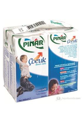Pınar Süt Çocuk 4 'lü 500 ml