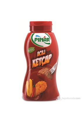 Pınar Ketçap 500 gr Acılı