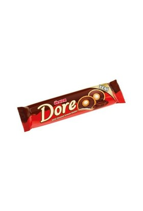 Ülker Dore Bitter Çikolata Bisküvi 86 Gr