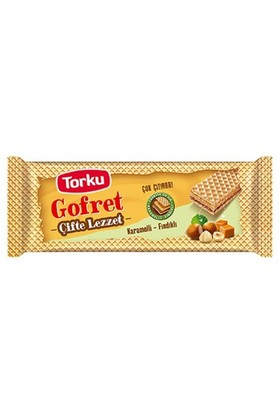 Torku Fındıklı Gofret 160 Gr