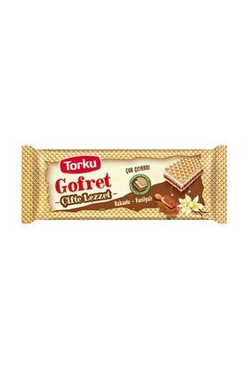 Torku Kakaolu Sade Gofret 160 Gr