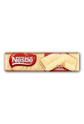 Nestle Clasic Beyaz Çikolata Baton 40 Gr