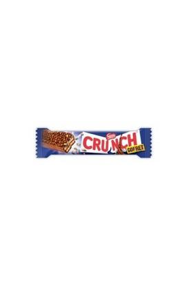 Nestle Crunch Patt Gofret 44 Gr