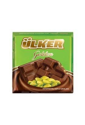 Ülker Antep Fıstıklı Kare Çikolata 80 Gr