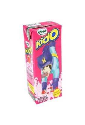 Pınar Kido Çilekli Süt 200 Ml