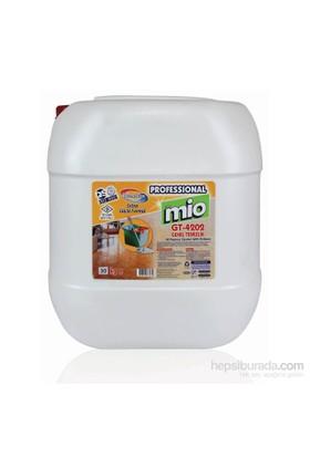 Mio Profesyonel Bahar Kokulu Genel Temizlik Sıvısı 30 Kg