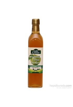 Saklı Cennet Organik Elma Sirkesi 500 ml