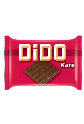 Ülker Dido Kare Çikolatalı Gofret 12x50 gr
