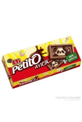 Eti Petito Ayıcık Mini Çikolata 32 Gr