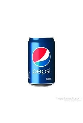 Pepsi Cola 330 Ml Kutu