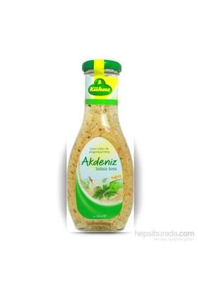 Kühne 250 ml Yağsız Akdeniz Salata Sosu