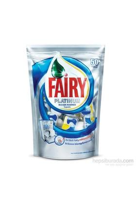 Fairy Platinum Kapsül (50'Li Paket)