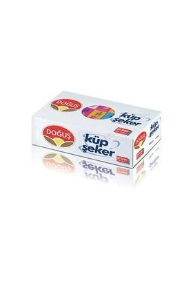 Doğuş Şeker Küp Çiftli Sargılı Renkli Kutulu Doğuş 750 gr
